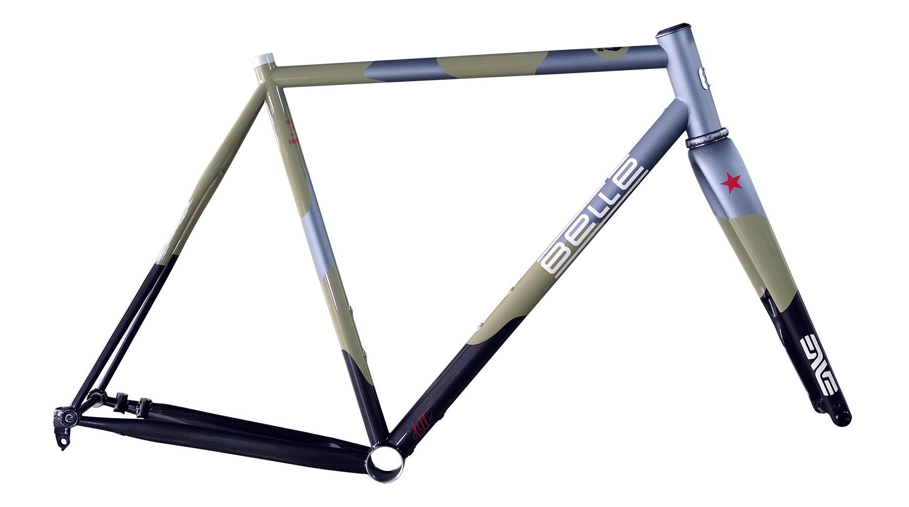 Belle Cycles GRAR